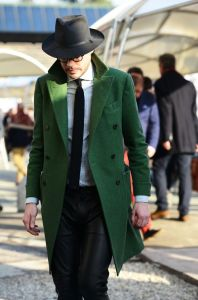 Men's Emerald Clothing
