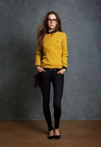 Women's Mustard Clothing