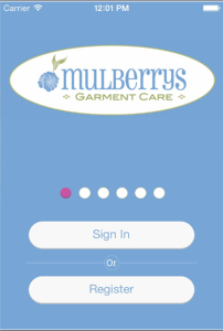Mulberrys Mobile App